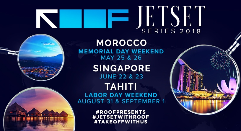 JetSet Series | ROOF on theWit
