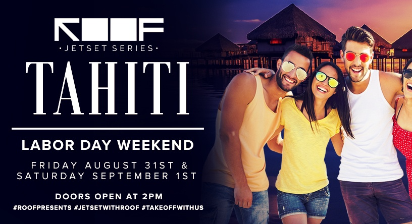 Tahiti | ROOF on theWit