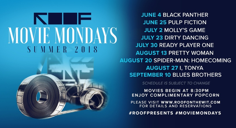 Movie Mondays | ROOF on theWit