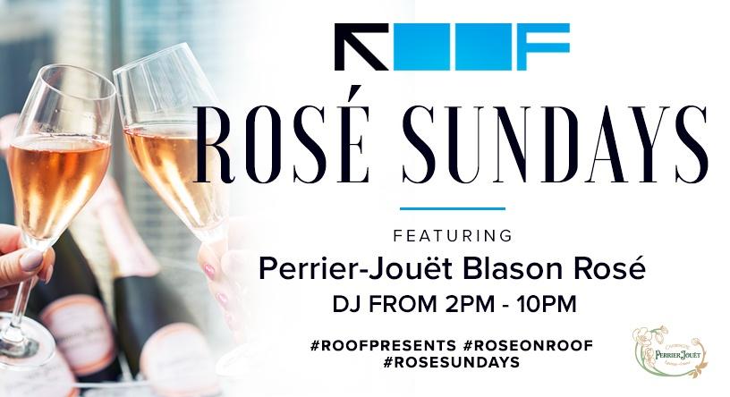 Rose Sundays | ROOF on theWit