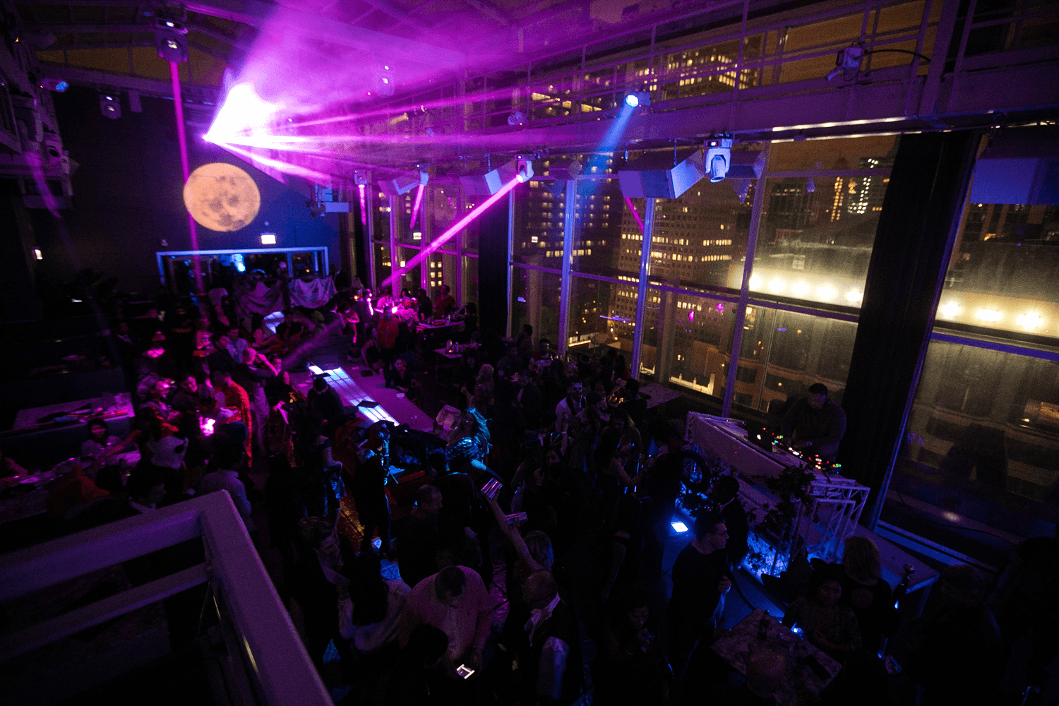 Halloween in Chicago | ROOF on theWit
