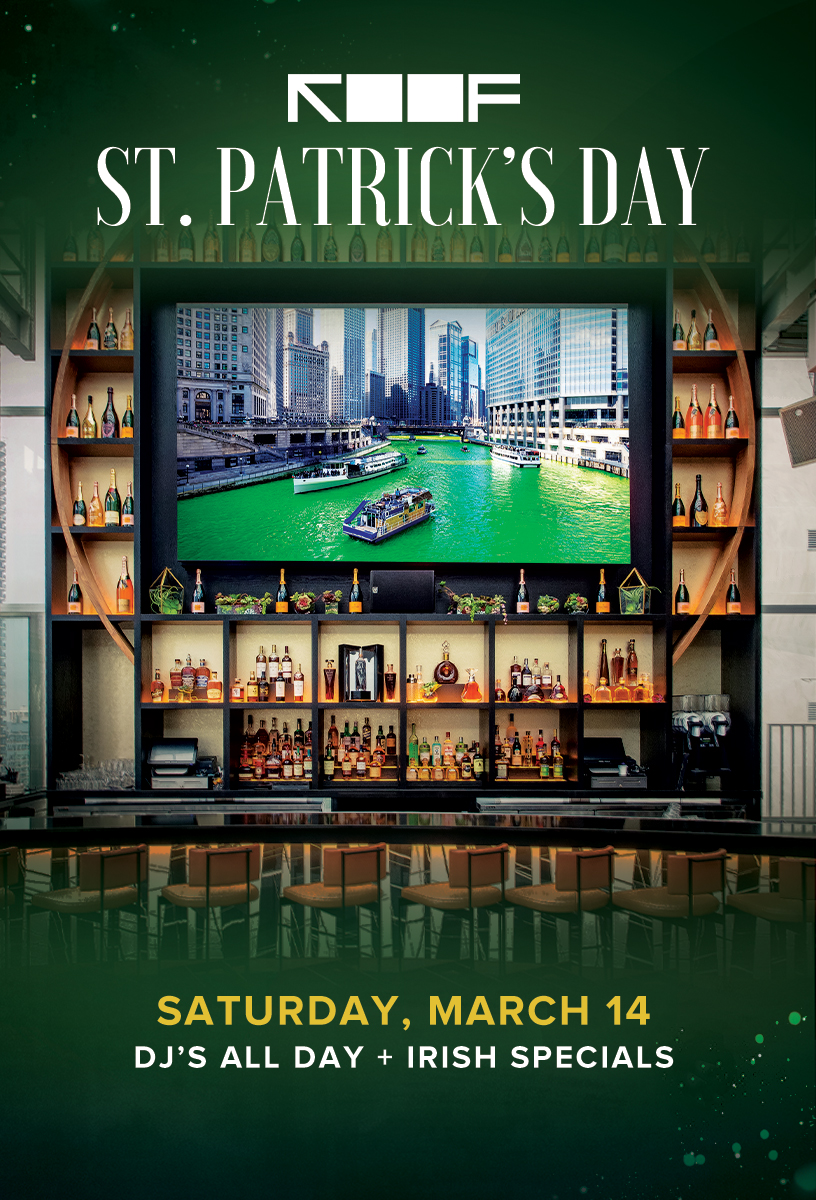 St. Patrick's Day | ROOF on theWit