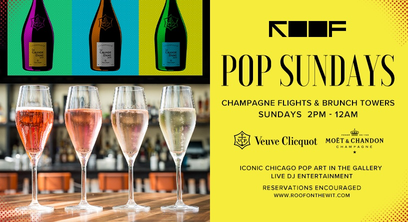 Pop Sundays | ROOF on theWit