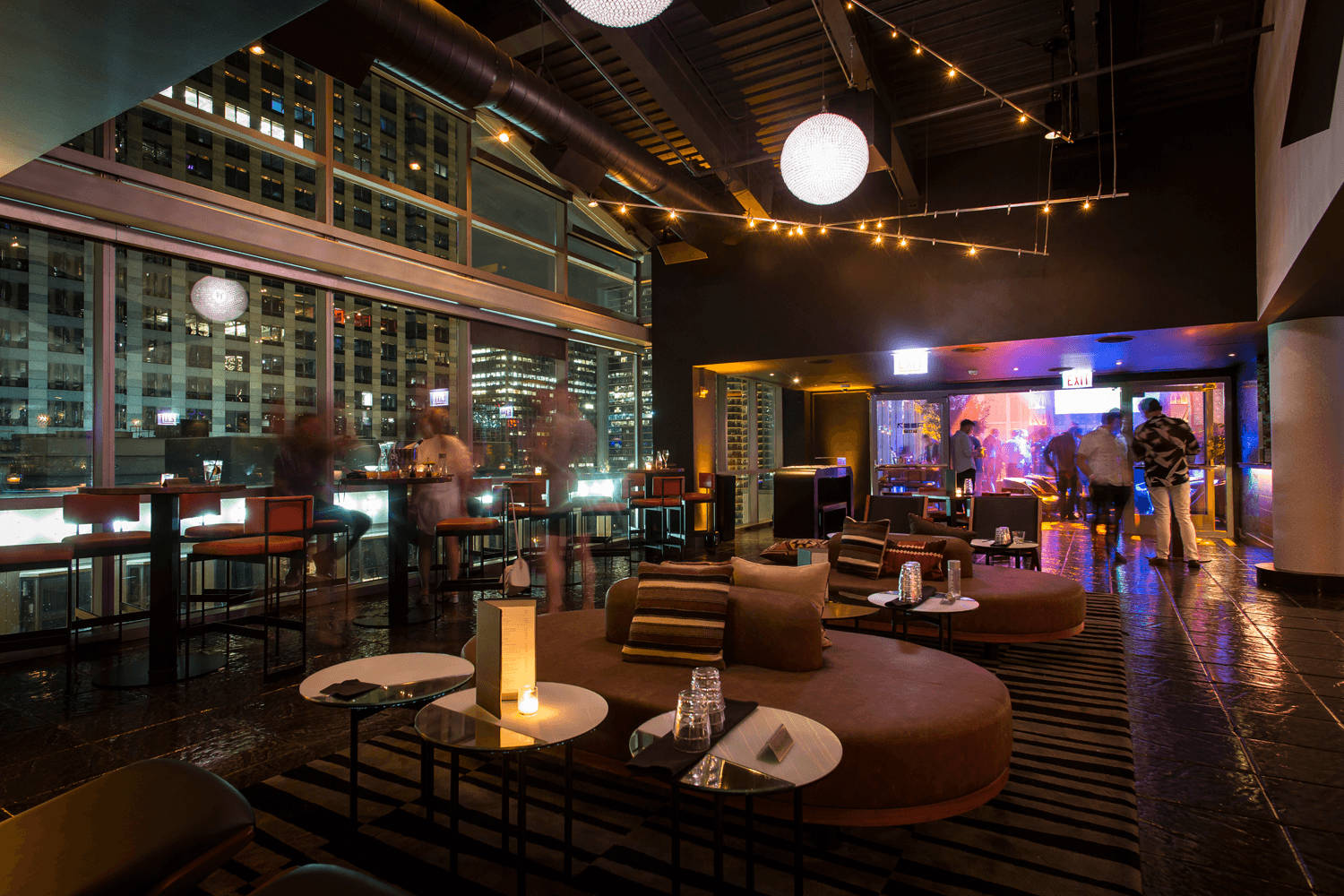 Private Events in Downtown Chicago | ROOF on theWit Loft