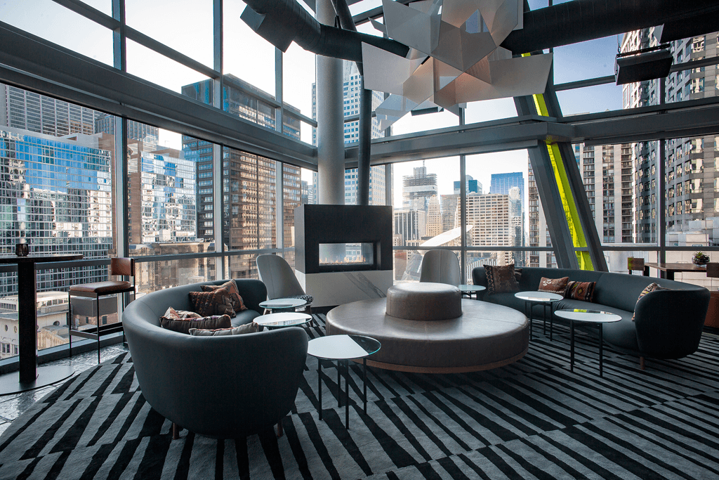 ROOF on theWit Living Room