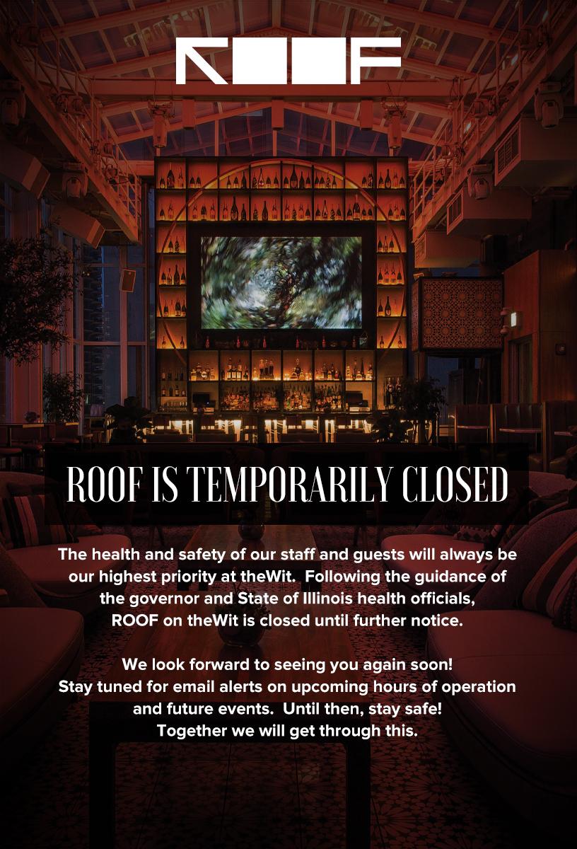 ROOF Closed